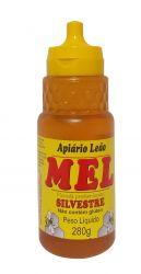 Mel Puro Silvestre - Apiário Leão - Bisnaga 280g