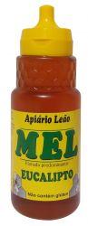 Mel Puro - Florada Eucalipto - Apiário Leão - Bisnaga 280g