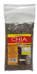 Semente de Chia - Fumel - Pct 150g