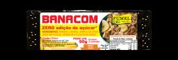 BANACOM - Banana c/ Cereais - Sem Açúcar - 90g.