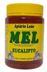 Mel Puro Eucalipto - Apiário Leão - Pote 480g