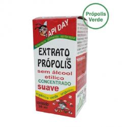 Extrato de Própolis SEM Alcool - 30ml.
